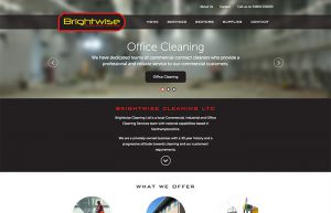 Web Design: Brightwise Cleaning
