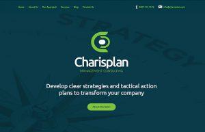 Web Design: Charisplan Consulting