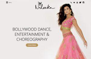 Web Design: Nileeka