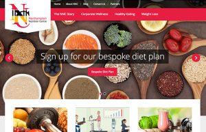 Web Design: Northampton Nutrition Centre